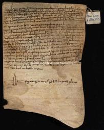 Archivio di Stato di Firenze, Diplomatico, 1130 Ottobre 8, Monache di Luco