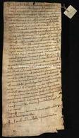 Archivio di Stato di Firenze, Diplomatico, 1131 Aprile 30, Rosano