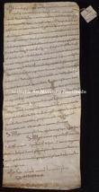 Archivio di Stato di Firenze, Diplomatico, 1145 Agosto 19, Cestello