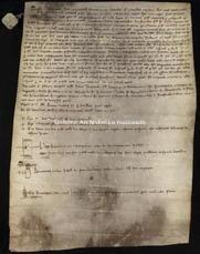 Archivio di Stato di Firenze, Diplomatico, 1148 Ottobre 4, Pistoia