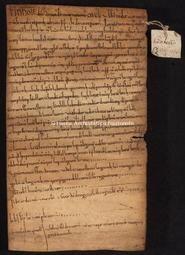 Archivio di Stato di Firenze, Diplomatico, 1155 Maggio 13, Cestello