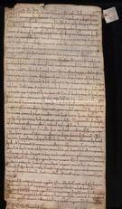 Archivio di Stato di Firenze, Diplomatico, 1157 Ottobre 26, Cestello