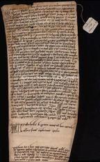 Archivio di Stato di Firenze, Diplomatico, 1159 Settembre 18, Vallombrosa