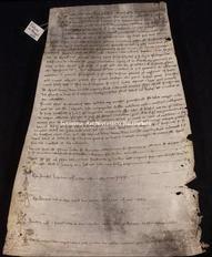 Archivio di Stato di Firenze, Diplomatico, 1159 Maggio 19, Pistoia
