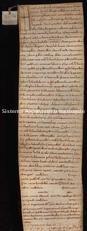 Archivio di Stato di Firenze, Diplomatico, 1159 Settembre 29, Rocchettini di Pistoia