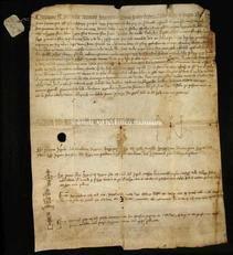 Archivio di Stato di Firenze, Diplomatico, 1177 Agosto 29, Comune di Buggiano