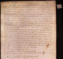 Archivio di Stato di Firenze, Diplomatico, 1065 Ottobre 29, S. Apollonia di Firenze