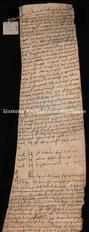 Archivio di Stato di Firenze, Diplomatico, 1068 Aprile 9, Volterra