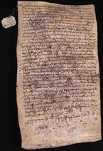 Archivio di Stato di Firenze, Diplomatico, 1068 Ottobre 18, S. Vigilio di Siena
