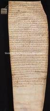 Archivio di Stato di Firenze, Diplomatico, 1069 Gennaio 31, Pistoia