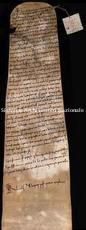 Archivio di Stato di Firenze, Diplomatico, 1079 Marzo 10, S. Vigilio di Siena