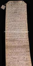 Archivio di Stato di Firenze, Diplomatico, 1079 Maggio .., S. Apollonia di Firenze