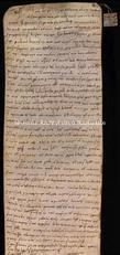 Archivio di Stato di Firenze, Diplomatico, 1079 Giugno .., S. Apollonia di Firenze