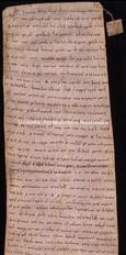 Archivio di Stato di Firenze, Diplomatico, 1080 Settembre .., S. Apollonia di Firenze