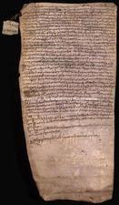 Archivio di Stato di Firenze, Diplomatico, 1082 Febbraio 20, S. Vigilio di Siena