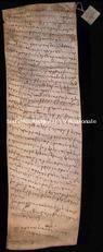 Archivio di Stato di Firenze, Diplomatico, 1084 Giugno .., Monache di Luco