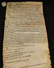 Archivio di Stato di Firenze, Diplomatico, 1008 Ottobre .., Volterra