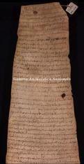 Archivio di Stato di Firenze, Diplomatico, 1037 Ottobre .., Cestello
