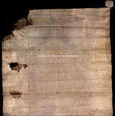 Archivio di Stato di Firenze, Diplomatico, 1049 Aprile 18, Cestello