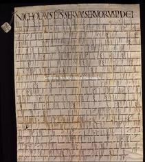 Archivio di Stato di Firenze, Diplomatico, 1059 Gennaio 8, App. S. Felicita di Firenze