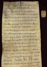 Archivio di Stato di Firenze, Diplomatico, 960 Aprile 24, Olivetani di Firenze
