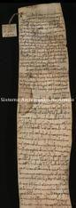Archivio di Stato di Firenze, Diplomatico, 1034 Novembre 27, Olivetani di Firenze
