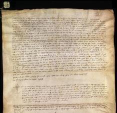 Archivio di Stato di Firenze, Diplomatico, 1055 Febbraio 25, Montepulciano