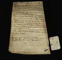 Archivio di Stato di Firenze, Diplomatico, 1232 Aprile 3, S. Gregorio di Pistoia