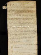 Archivio di Stato di Firenze, Diplomatico, 1213 Febbraio 6, R. Acquisto Caprini