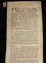 Archivio di Stato di Firenze, Diplomatico, 1221 Settembre 2, R. Acquisto Caprini