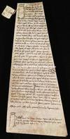 Archivio di Stato di Firenze, Diplomatico, 1197 Ottobre 6, Volterra