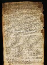 Archivio di Stato di Firenze, Diplomatico, 1247 Aprile 18, Olivetani di Arezzo
