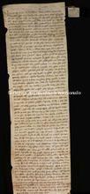 Archivio di Stato di Firenze, Diplomatico, 1259 Aprile 18, Olivetani di Arezzo