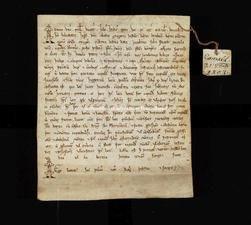 Archivio di Stato di Firenze, Diplomatico, 1202 Ottobre 21, Camaldoli