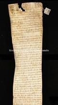 Archivio di Stato di Firenze, Diplomatico, 1204 Aprile .., Olivetani di Arezzo