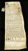 Archivio di Stato di Firenze, Diplomatico, 1209 Gennaio 2, Volterra