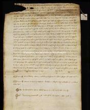 Archivio di Stato di Firenze, Diplomatico, 1220 Febbraio 8, Monte Comune