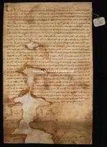 Archivio di Stato di Firenze, Diplomatico, 1224 Gennaio .., R. Acquisto Strozziane Uguccioni