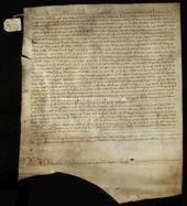 Archivio di Stato di Firenze, Diplomatico, 1224 Febbraio 27, R. Acquisto Caprini