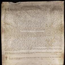 Archivio di Stato di Firenze, Diplomatico, 1225 Febbraio 9, Riformagioni Atti Pubblici