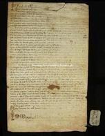 Archivio di Stato di Firenze, Diplomatico, 1237 Ottobre 12, Regio Acquisto Bigazzi Pietro
