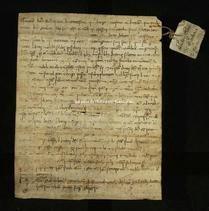Archivio di Stato di Firenze, Diplomatico, 1241 Novembre 2, Patrimonio Ecclesiastico di Pistoia