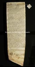 Archivio di Stato di Firenze, Diplomatico, 1244 Gennaio 1, Olivetani di Arezzo