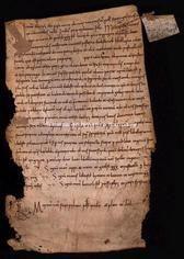 Archivio di Stato di Firenze, Diplomatico, 1076 Luglio 8, S. Mercuriale di Pistoia