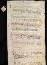 Archivio di Stato di Firenze, Diplomatico, 1191 Novembre 24, Badia di Ripoli