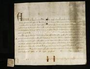 Archivio di Stato di Firenze, Diplomatico, 1258 Marzo 18, S. Maria Novella di Firenze