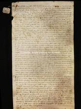 Archivio di Stato di Firenze, Diplomatico, 1261 Gennaio 29, Regio Acquisto Caprini