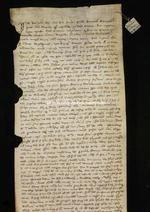 Archivio di Stato di Firenze, Diplomatico, 1265 Agosto 26, Olivetani d'Arezzo