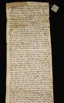 Archivio di Stato di Firenze, Diplomatico, 1266 Novembre 5, Olivetani di Arezzo