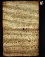 Archivio di Stato di Firenze, Diplomatico, 1267 Agosto .., Monte comune